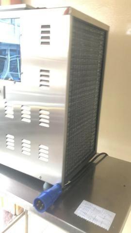 Máquina Tecsoft Produtora de Sorvete Soft Com Um Sabor - Açaí - Modelo Trifásico - 220 V - Foto 3