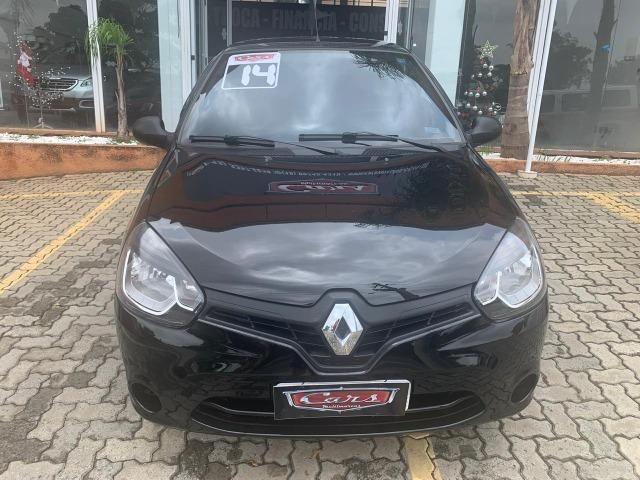 Renault Clio autent 1.0 Flex - Foto 11
