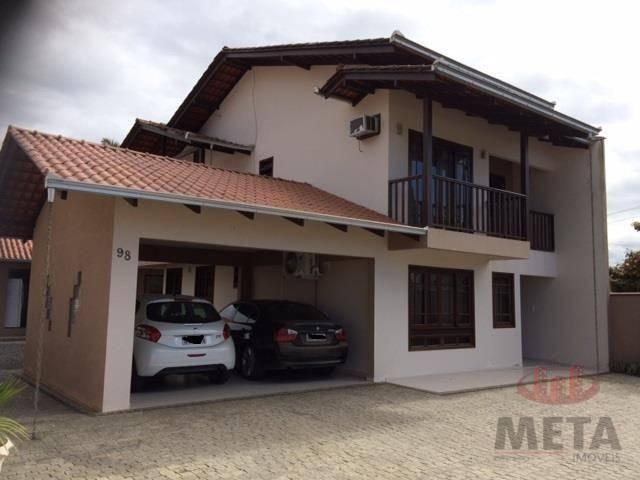 Casa com 3 dormitórios à venda, 190 m² por R$ 520.000,00 - Guanabara - Joinville/SC