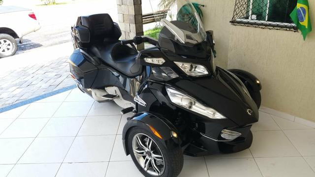 Can Am Spyder RT Limited - Foto 9