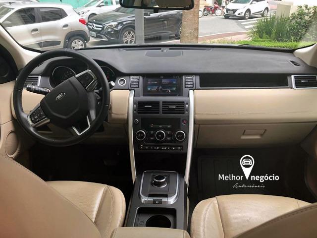 Land Rover Discovery Sport HSE 2.0 4x4 Diesel Aut. Branca - Foto 12