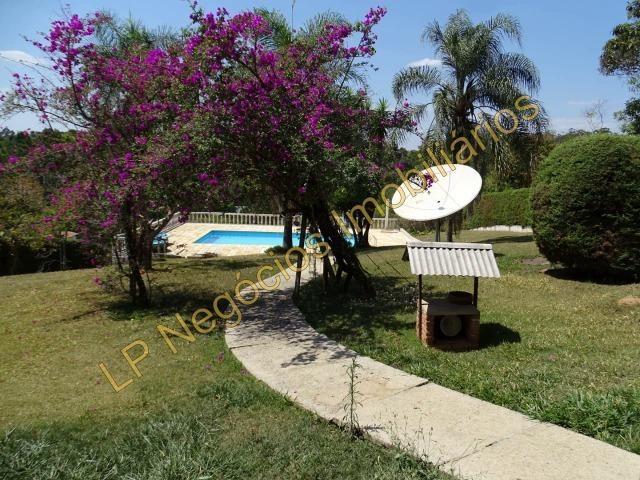 2600 m² chácara c/piscina Jarinu-SP aceito apto em Jundiaí Cód. JEW-2 - Foto 17