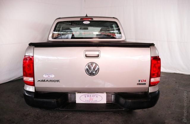 Volkswagen amarok 2011 2.0 trendline 4x4 cd 16v turbo intercooler diesel 4p manual - Foto 5