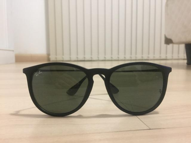 9c1dacdb05f2a Óculos escuro original Ray-Ban + Capa - Bijouterias, relógios e ...