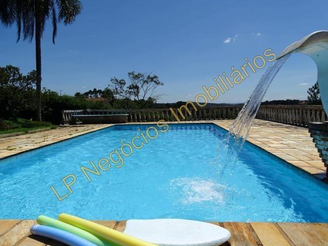 2600 m² chácara c/piscina Jarinu-SP aceito apto em Jundiaí Cód. JEW-2 - Foto 2