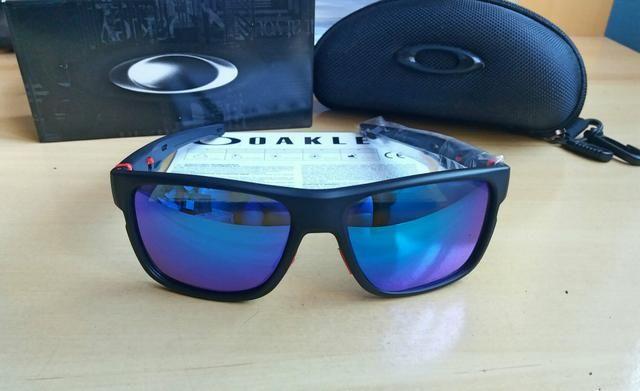 Óculos Oakley CrossRange - Bijouterias, relógios e acessórios ... c9db5f03d4