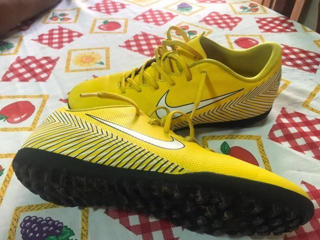 e993201027 Chuteira Futsal Nike Mercurial Vapor 12 Club Neymar IC - Esportes e ...