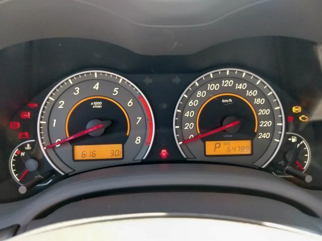 TOYOTA COROLLA 2012/2013 2.0 XRS 16V FLEX 4P AUTOMATICO - Foto 7