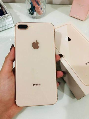 d7d1aef2337 Iphone 8 Plus 64gb Gold Novo Garantia Apple Abril de 2020 Anatel ...