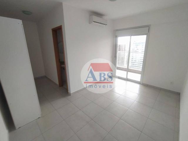 Apartamento com 2 dormitórios para alugar, 80 m² por R$ 3.500,00/mês - Gonzaga - Santos/SP - Foto 8