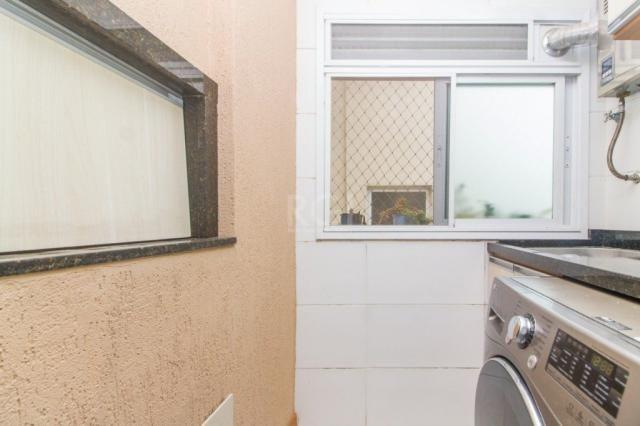 Apartamento à venda com 1 dormitórios em Vila ipiranga, Porto alegre cod:EL56357002 - Foto 8