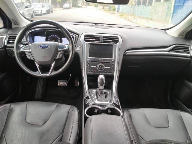 FUSION 2015/2016 2.0 TITANIUM FWD 16V GASOLINA 4P AUTOMÁTICO - Foto 7