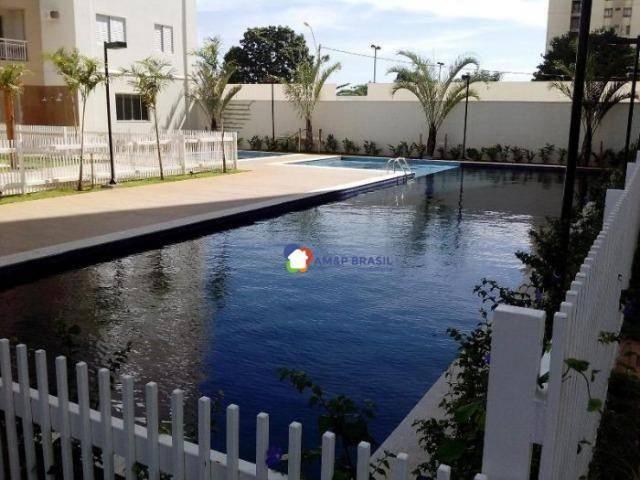 Apartamento com 3 dormitórios à venda, 84 m² por R$ 350.000 - Setor Sudoeste - Goiânia/GO - Foto 9