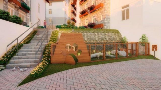 Apartamento com 3 dormitórios à venda, 97 m² por R$ 813.498,81 - Centro - Gramado/RS - Foto 6