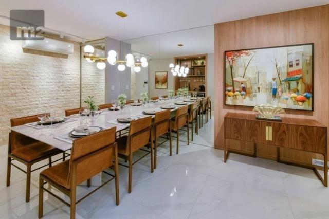 Apartamento à venda com 3 dormitórios em Setor marista, Goiânia cod:M23AP0525 - Foto 2