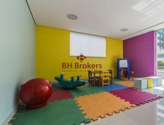Apartamento para alugar com 3 dormitórios em Funcionários, Belo horizonte cod:BHB20867 - Foto 20