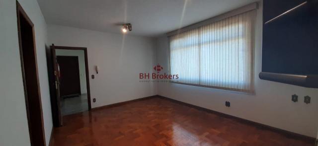 Apartamento para alugar com 3 dormitórios em Nova suíssa, Belo horizonte cod:BHB20819 - Foto 8