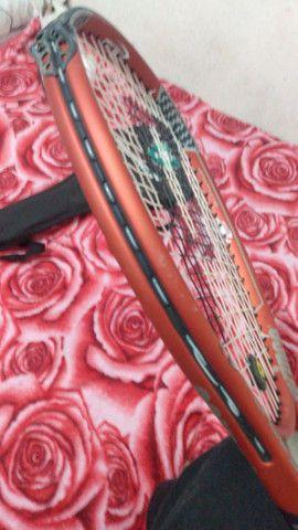 Raquete de tênis Prince Textreme 3 - Foto 5