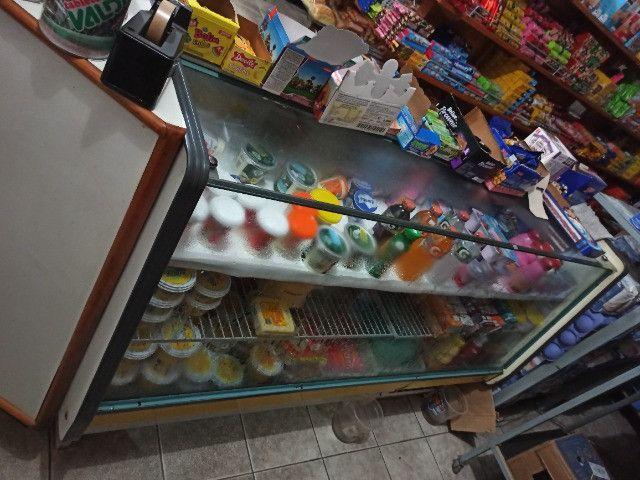 Freezer Exposito Gelopar GBER-175A