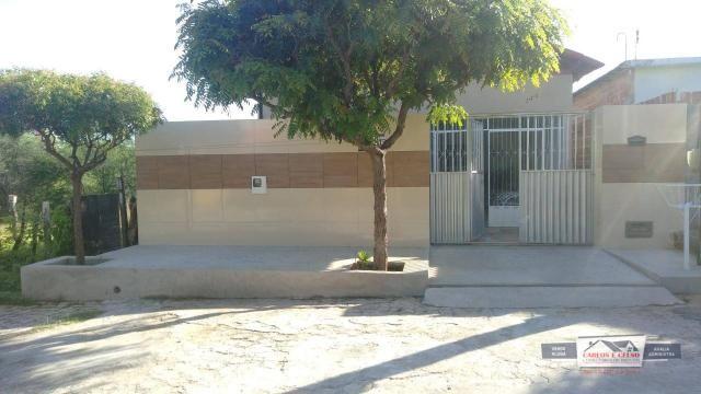 Casa com 3 dormitórios à venda, 145 m² por R$ 170.000 - São Sebastião - Patos/PB - Foto 8