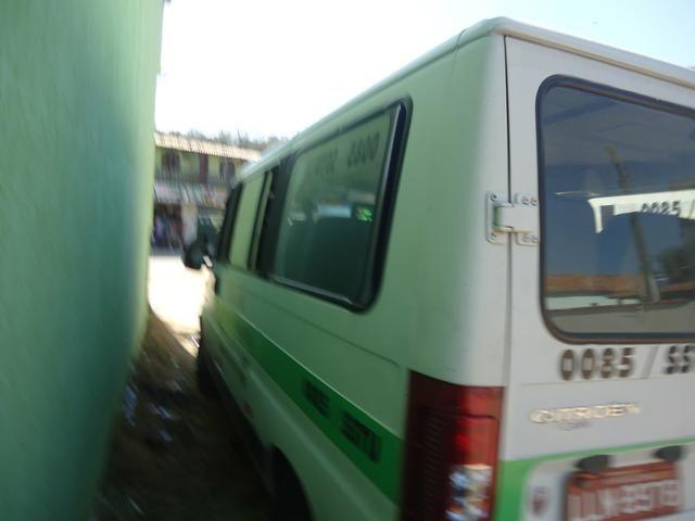 Van Boxer Peugeot 2008 hdi 2.8 turbo no estado! (Leia a Descrição) - Foto 2