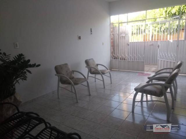 Casa com 3 dormitórios à venda, 145 m² por R$ 170.000 - São Sebastião - Patos/PB - Foto 3