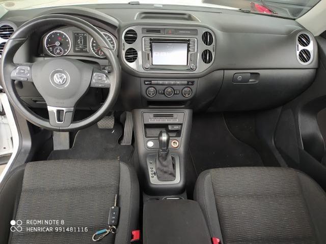 Tiguan 1.4 tsi Volkswagen Completo - Foto 12