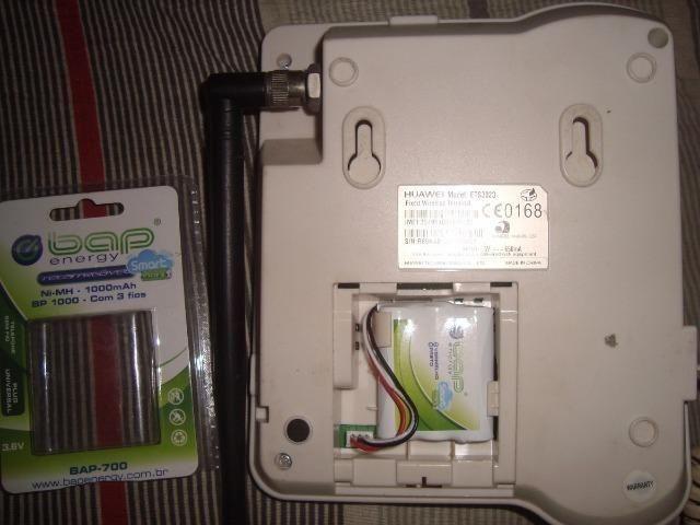 Telefone Huawei ETS3023 Fixo Residencial - Foto 2