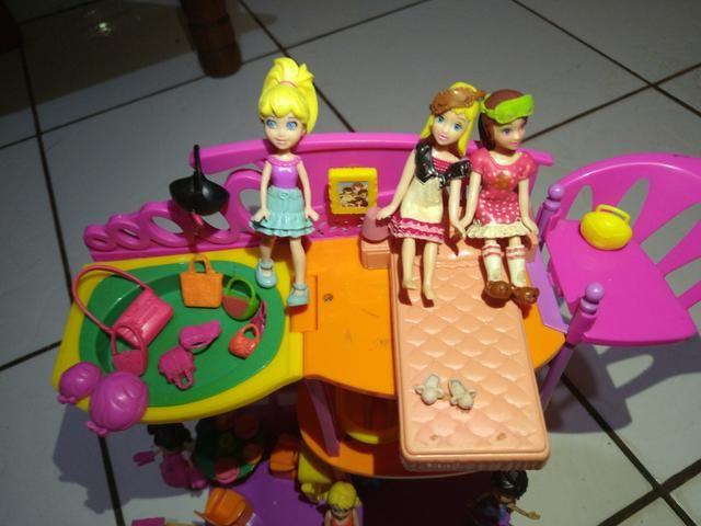 Casa da polly, fazenda, carro, piscina e helicóptero - Foto 5
