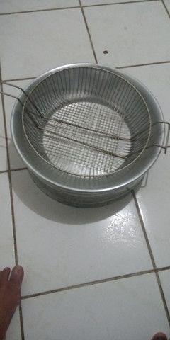 Fritadeira de batatinha frita de 7litro (sem a resistência)