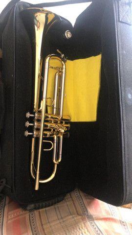 Trompete Eagle Novo - Foto 5