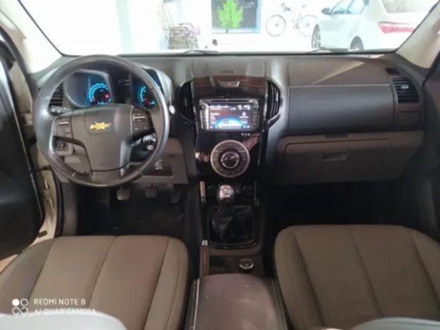 Chevrolet S10 2.5 Ltz Cab. Dupla 4x4 Flex 4p - Foto 3