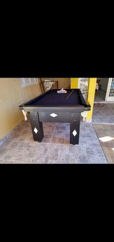 Mesas de bilhar fabricação própria  - Foto 8