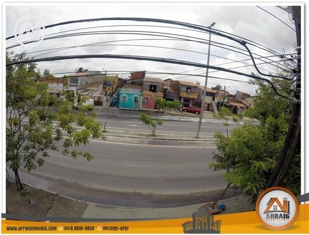 Casa com 3 dormitórios à venda, 100 m² por R$ 350.000,00 - Benfica - Fortaleza/CE - Foto 2