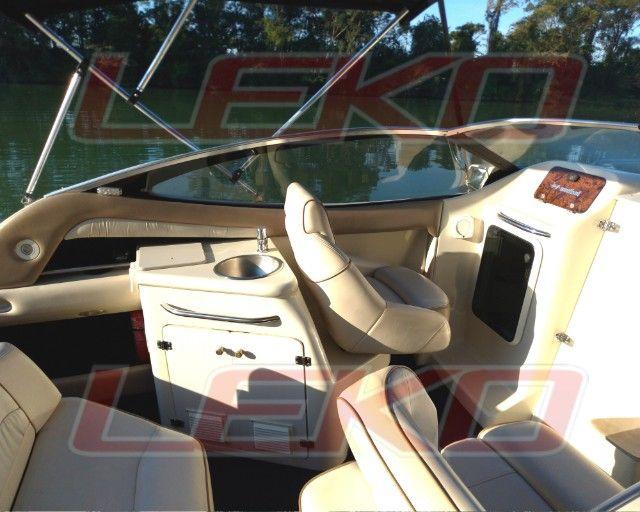 Lancha Regal LSC 2150 Motor Volvo Penta 5,7 V8 300HP apenas 295 Horas! - Foto 13