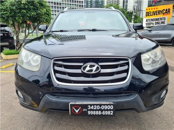 Hyundai Santa fe 3.5 mpfi gls v6 24v 285cv gasolina 4p automático