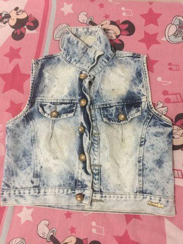Jaqueta jeans  - Foto 2