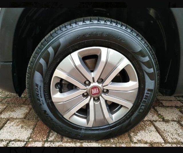 Vendo Fiat toro freedom 1.8 / parcelado - Foto 7