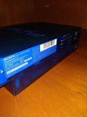PS2 usado muito conservado
