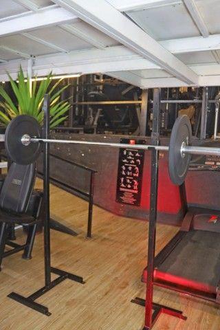 Cavalete com regulagem de altura para diversos exercícios - Foto 4