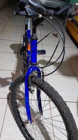 Bicicleta aro 26 - R$ 280 - Foto 4