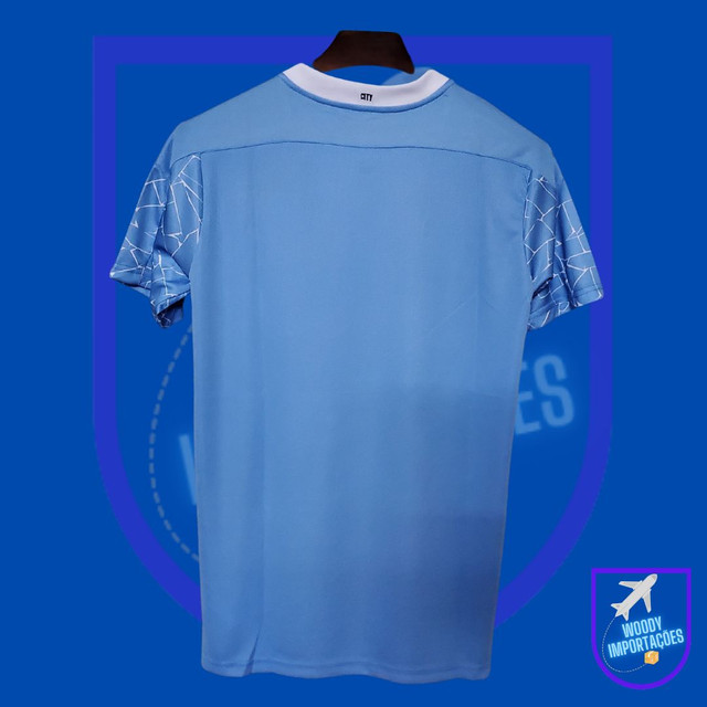 Camisa Manchester City 20/21 - Foto 2