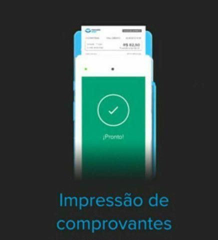 Point Smart - Maquina de cartão - Mercado Pago - NOVA