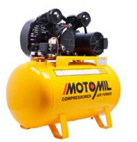 Compressor Air Power CMV 10PL monofásico 100litros  - Foto 2