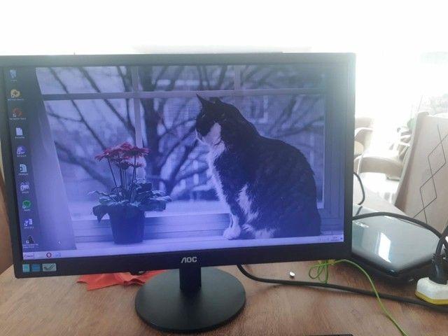 Notebook Acer Aspire para uso com monitor ou retirada de peças - Foto 4