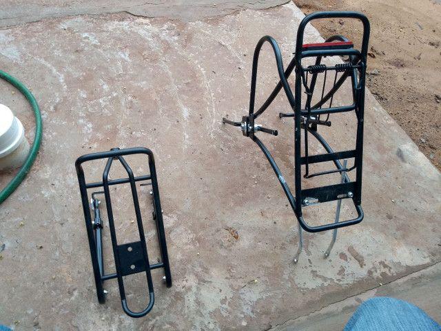 Bagageiros para ciclo turismo ostand - Foto 5
