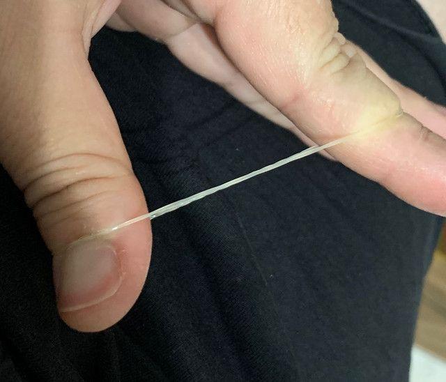 Elastico para laço pet 5/16 medio - 1.000 unidades  - Foto 3