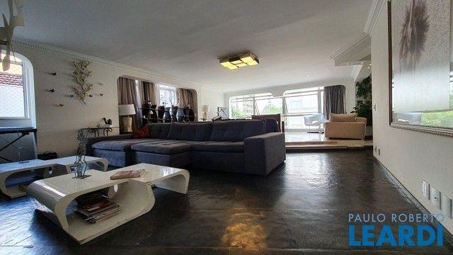 Apartamento à venda com 4 dormitórios em Jardim américa, São paulo cod:650346 - Foto 9