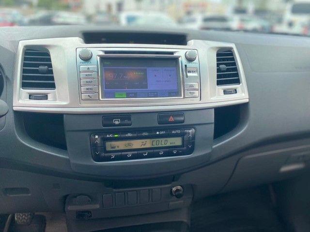 Hilux SRV 2013 4x4 Diesel  - Foto 6