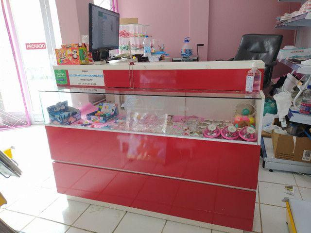 Balcão Caixa de Loja - Foto 2